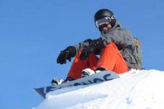 Snowboard lessons in La Tania with Ski Progression