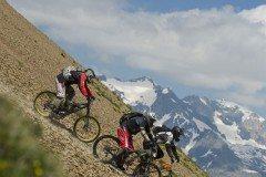 Les 2 Alpes Mountain Biking - Mountain of Hell