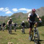 Mountain biking in the Pyrénées Catalanes
