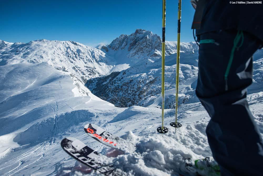 Off-Piste Skiing in Les 3 Vallées