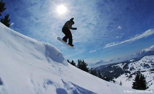 Morzine snowboard resort guide