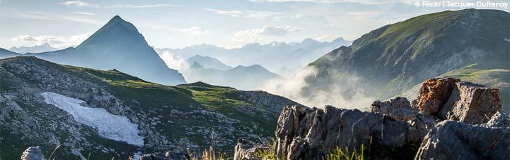 Mercantour National Park Activity Holidays