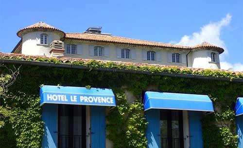 Hotel Le Provence in La Palud sur Verdon